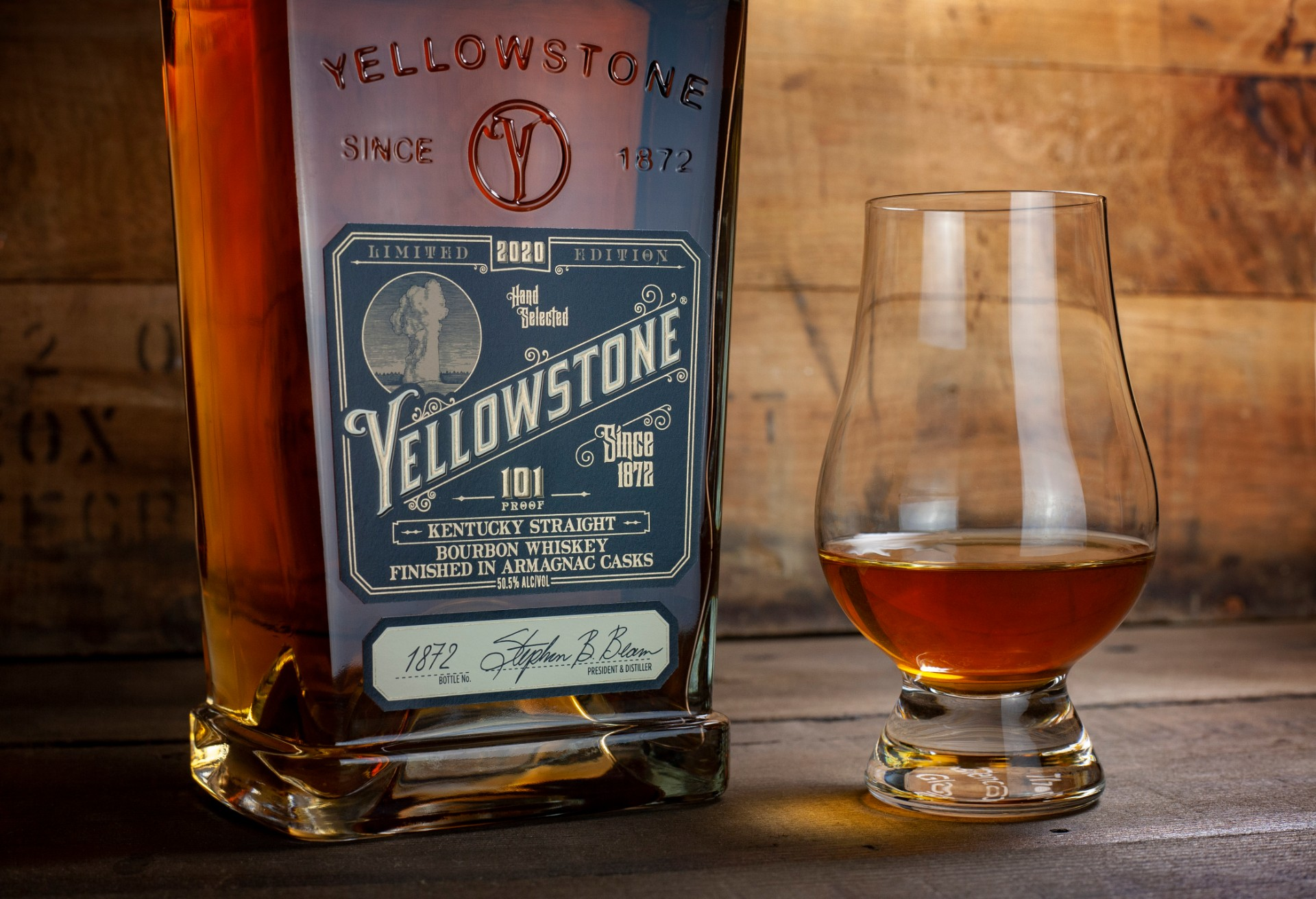 Limestone Branch Introduces the New 2020 Yellowstone Limited Edition