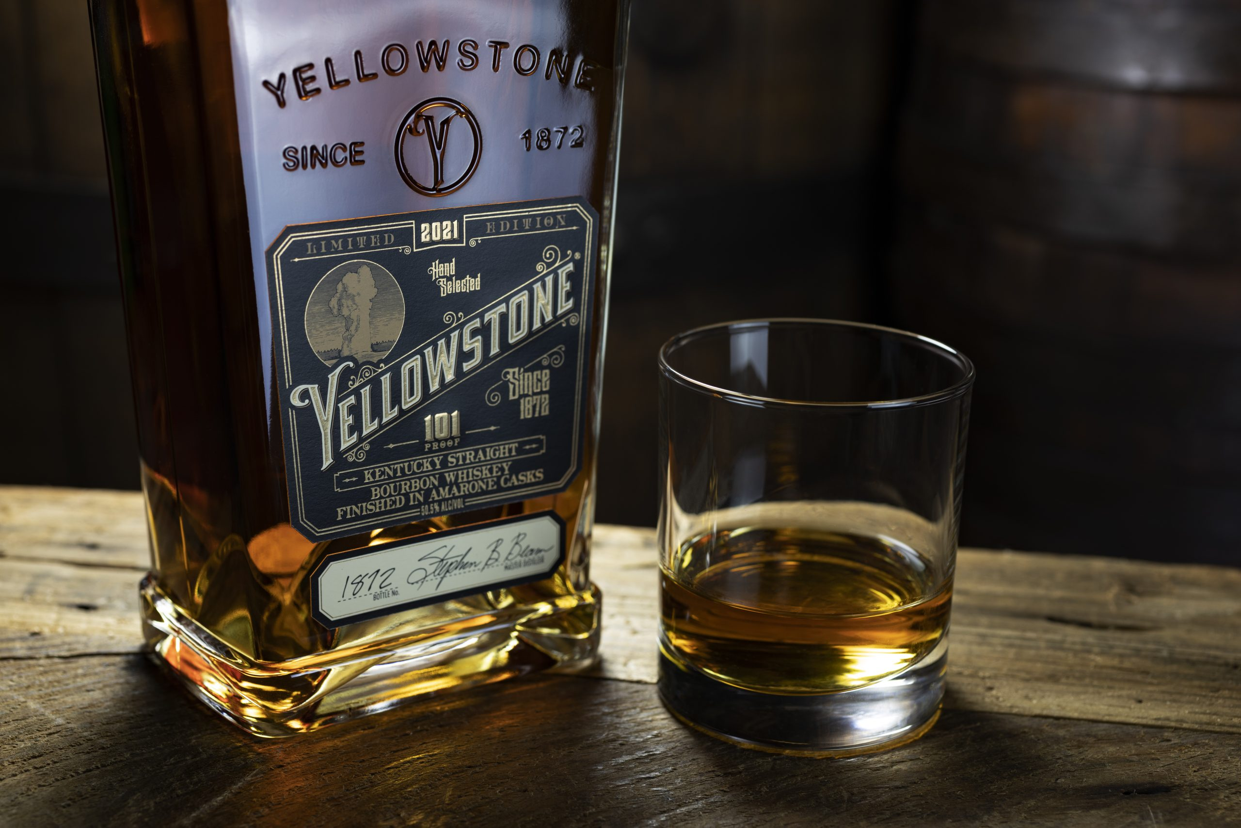 New Release: 2021 Yellowstone Limited Edition Bourbon
