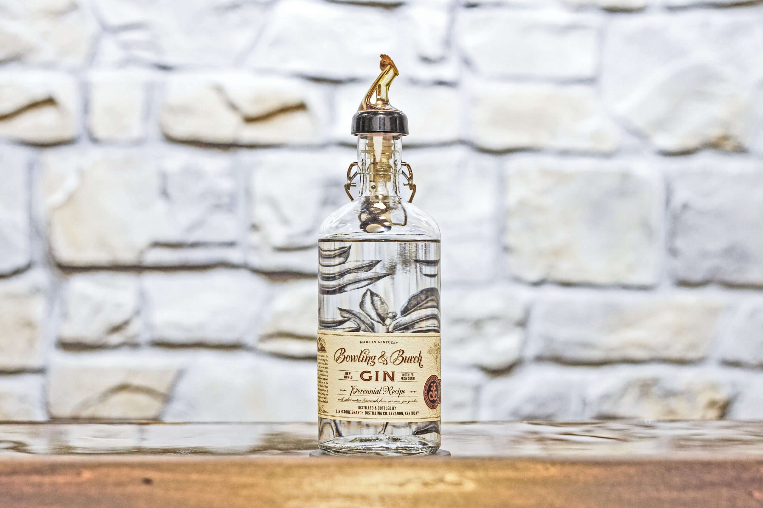 Taste Gin Like a Pro with Master Distiller Stephen Beam and Bowling & Burch Gin